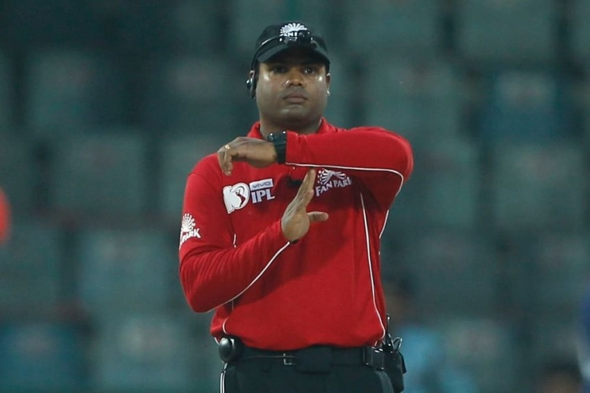 India's Nitin Menon Inducted In ICC's Elite Panel Of Umpires