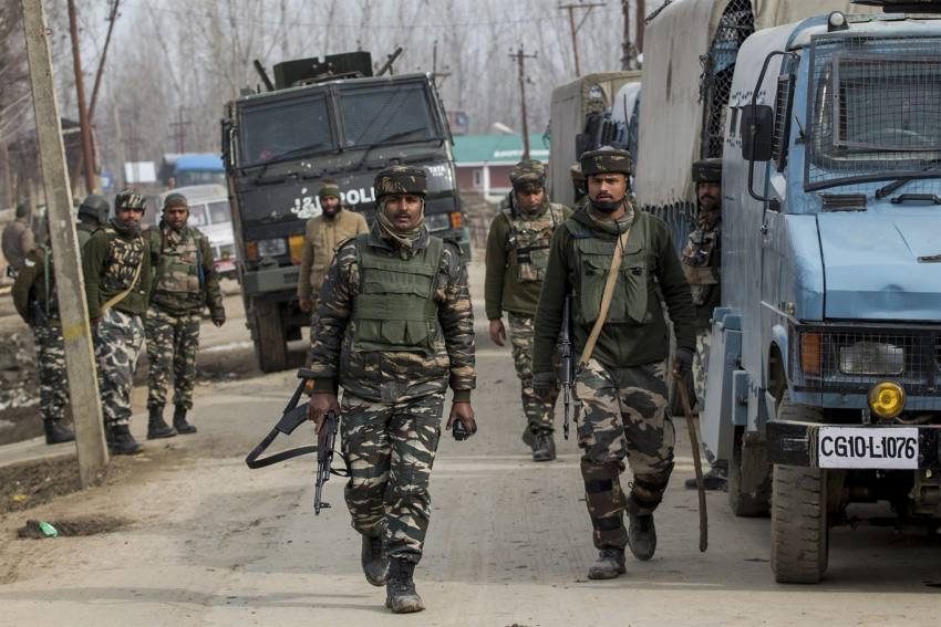 Five Jaish Militants Killed In 24 Hours In Jammu and Kashmir's Pulwama