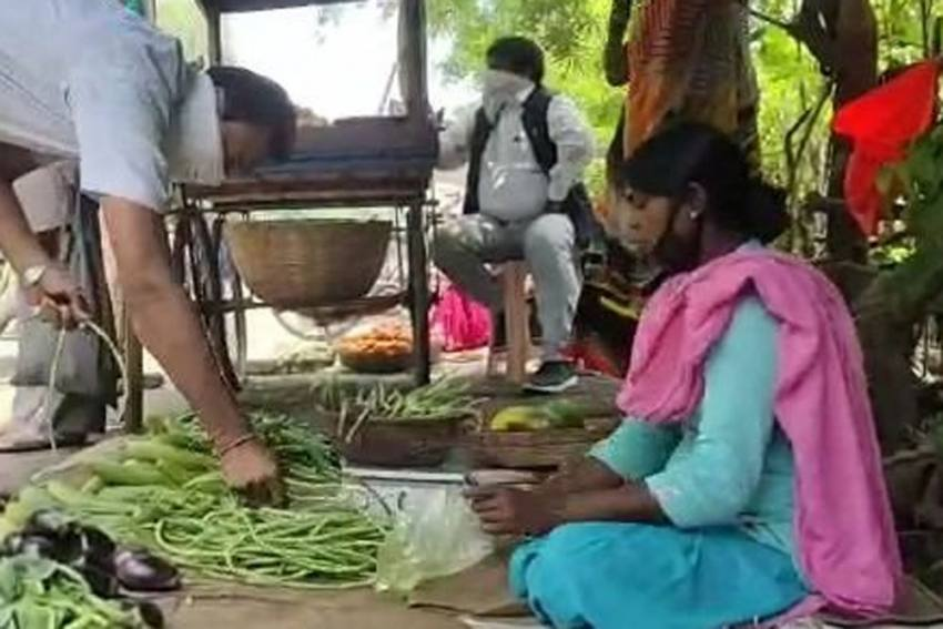 Jharkhand's Budding Archer Soni Khatoon Forced To Sell Vegetables
