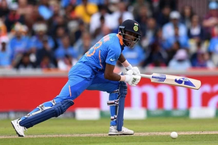 Indian All-Rounder Hardik Pandya Wary Of Risking Injury For Test Cricket