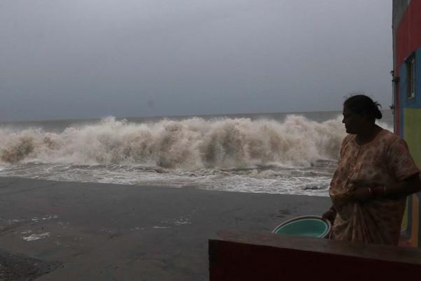 Cyclone Nisarga Live Updates: Landfall Underway On Maharashtra Coast, NDRF Asks People To Stay Indoors