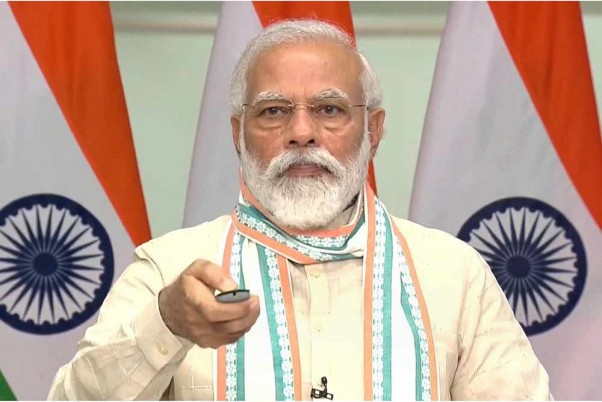 Live Updates: PM Garib Yojna To Be Extended Upto November-End; 80 Cr People To Get Free Ration: PM Modi