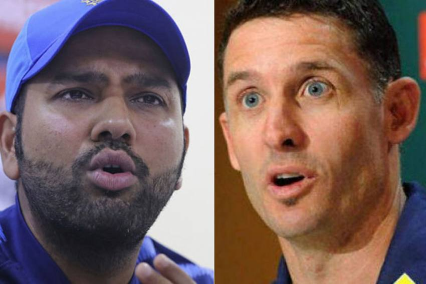 Michael Hussey Backs Rohit Sharma To Excel In Australia, Says Indian Opener Has Both Ability And Temparament