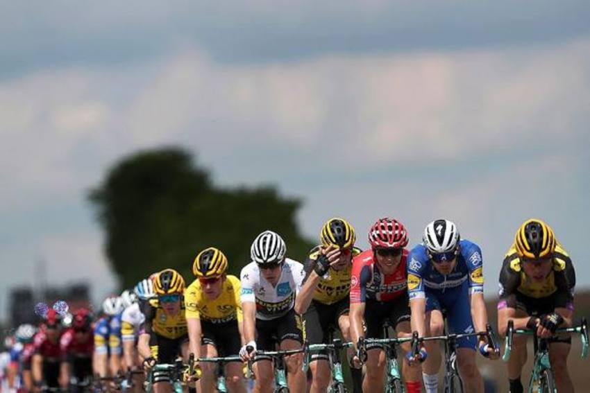 Tour de France Requests Date Shift To Avoid Clash With Tokyo Olympics