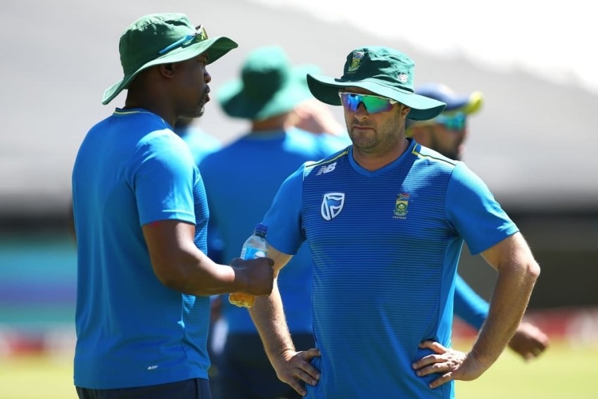 Led By Quinton De Kock, South African Cricketers Resume Training