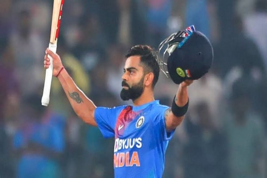 Aaron Finch Hails Virat Kohli's Consistency In Leading India Across Formats