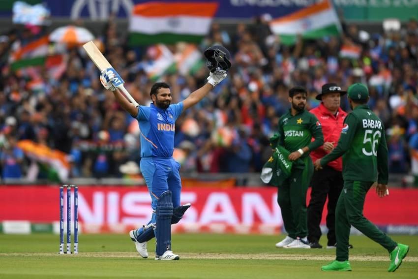 Krishnamachari Srikkanth Considers Rohit Sharma As One Of Cricket's 'Greatest All-Time One-Day Openers'