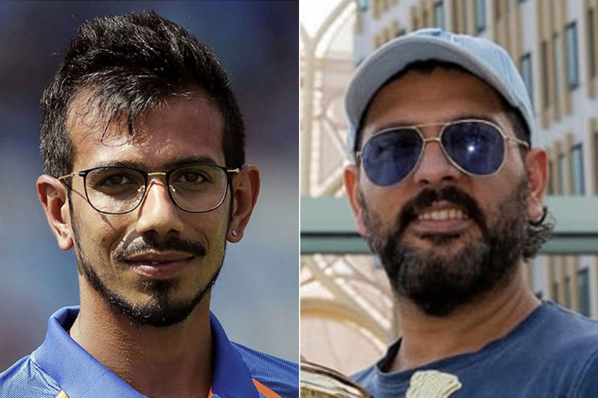 Police Complaint Filed Against Yuvraj Singh For 'Casteist' Remarks On Yuzvendra Chahal: Report