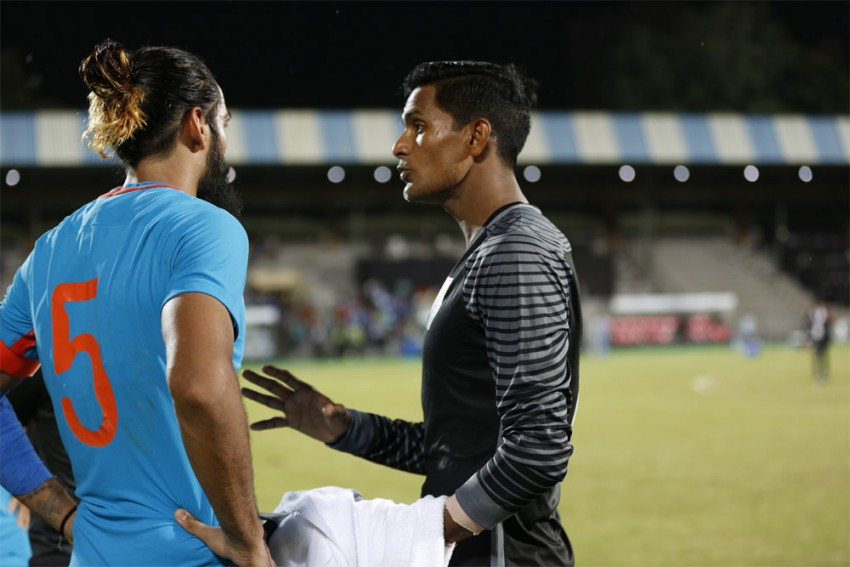 ISL: Hyderabad FC Sign 2-year Contract With Subrata Paul