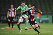Bundesliga: Eintracht Frankfurt Coast Past Werder Bremen