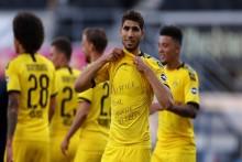 No Decision On Achraf Hakimi's Future Before End Of LaLiga Season: Borussia Dortmund