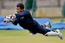 Lockdown Drills: Father Helping Me With Catching Practice, Says Wriddhiman Saha