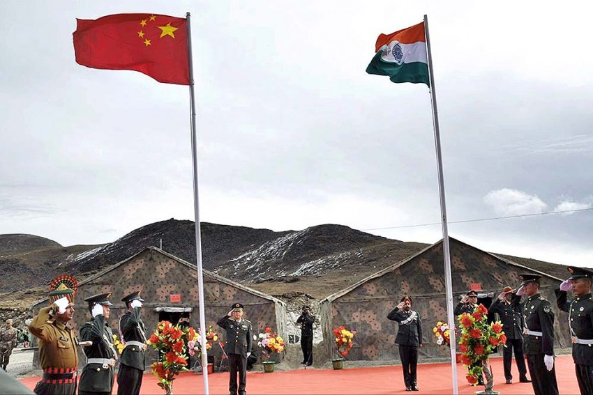 Committed To Resolve Border Standoff With India, Says China Ahead Of Key Military Talks