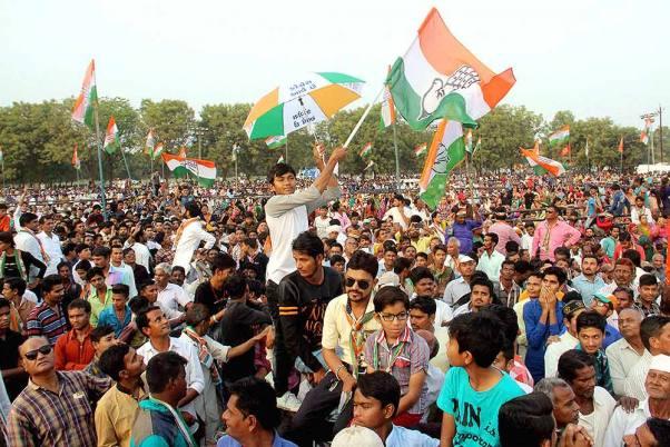 Rajya Sabha Polls: Congress' Hopes In Gujarat Fade As Third MLA Quits In 24 Hours