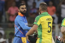 Aaron Finch Picks An 'Incomplete' Greatest Combined India-Australia ODI XI