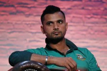 Former Bangladesh Captain Mashrafe Mortaza Hurt By 'Lack Of Respect'