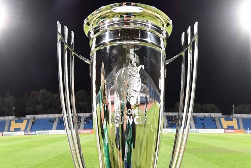 AFC Awards Hosting Rights Of 2022 Women's Asian Cup To India