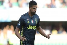 Sami Khedira Dreaming Of Champions League Success With Juventus