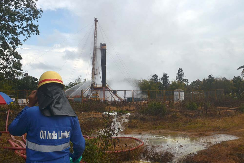 Dead Xihu's Tears: Oil India's Gas Well Blowout In Assam Puts People, Wildlife In Danger