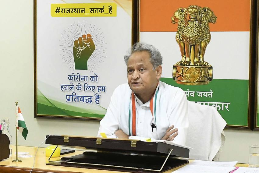 Centre Should Consult States Regularly, Treat Them As Equal Partners: Rajasthan CM Ashok Gehlot On Fight Against Covid-19