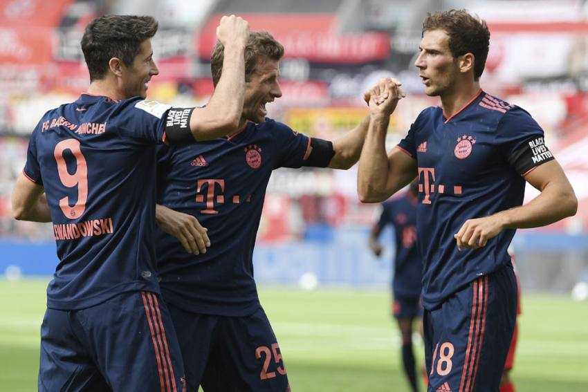 Bayer Leverkusen 2-4 Bayern Munich: Lewandowski And Muller Reach Milestones In Resounding Win