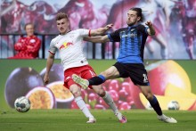 RB Leipzig 1-1 Paderborn: Dayot Upamecano Red Proves Costly As Bundesliga's Bottom Side Earn Point