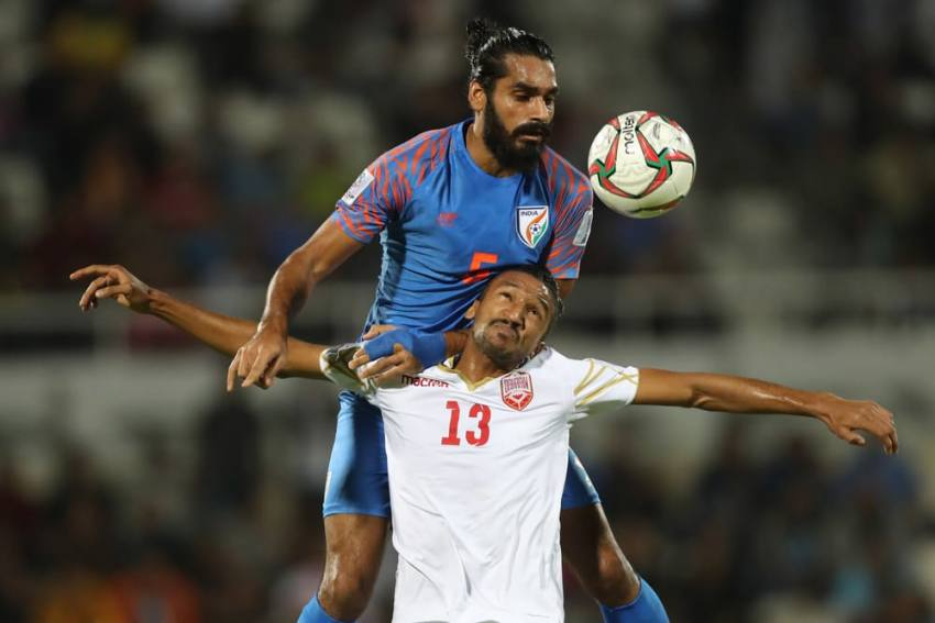 The Phase Toughened Me: Sandesh Jhingan Recalls Rejections By 3rd Division Football Clubs