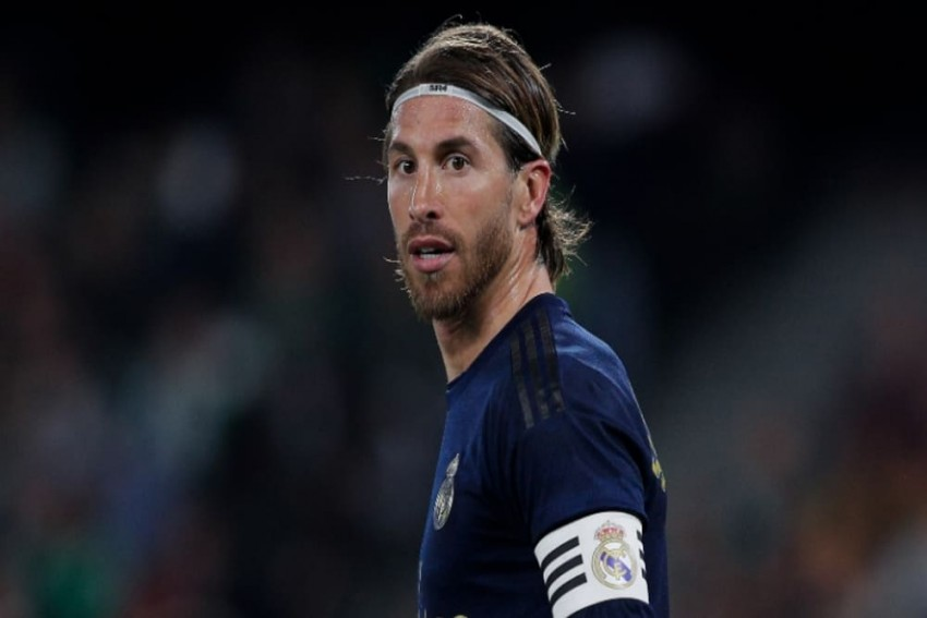Sergio Ramos Playing At Real Madrid's New Bernabeu Would Be Perfect Retirement: Agent