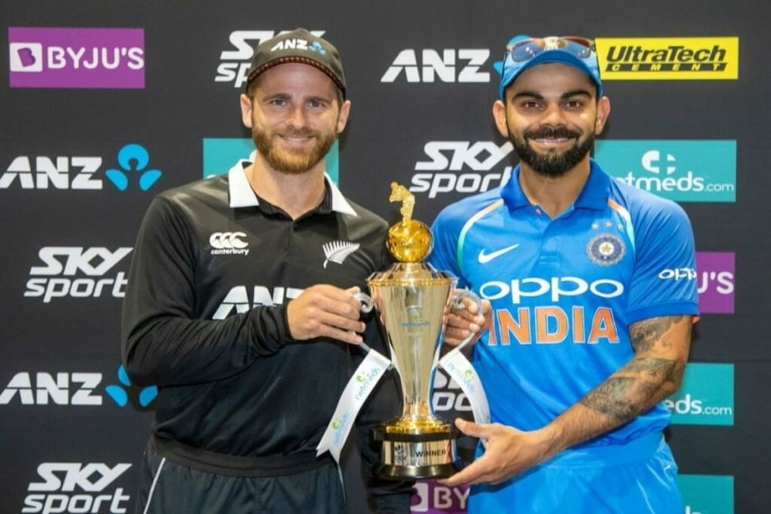 Kane Williamson Considers Himself 'Fortunate' To have Played Cricket Along Side Virat Kohli