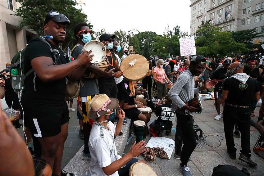 Minneapolis Council Votes To Disband Police Force After George Floyd's Death Sparks Protests