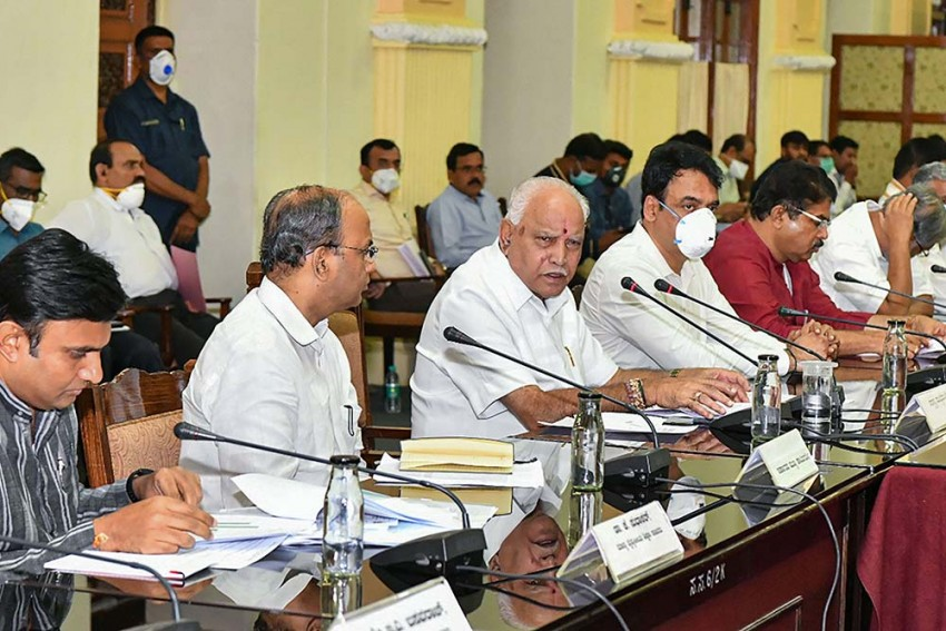 Karnataka: BJP Fields Eranna Kadadi and Ashok Gasti As Candidates For Rajya Sabha Polls