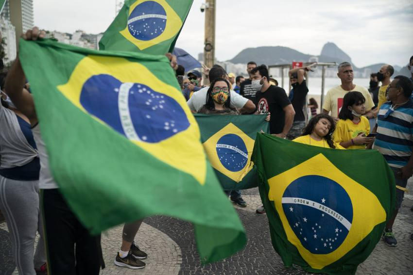 Brazil Withdraws Bid To Host 2023 Women's World Cup