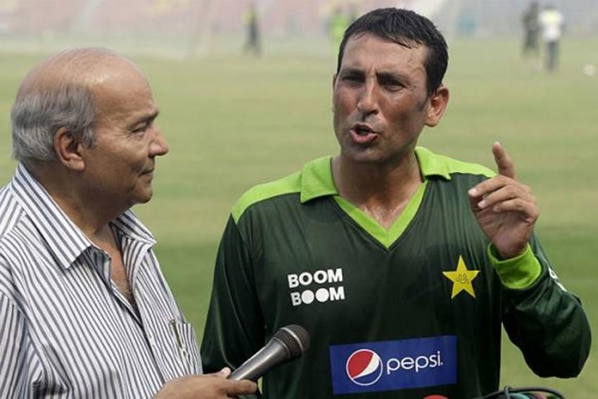 PCB Appoints Younis Khan As Pakistan's Batting Coach For England Tour