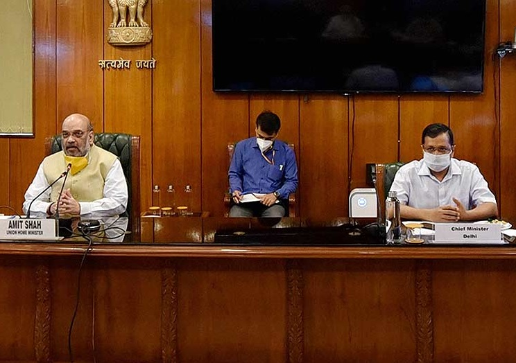 Delhi Govt Was Clueless About Covid-19 Management Before Amit Shah Stepped In: Gautam Gambhir