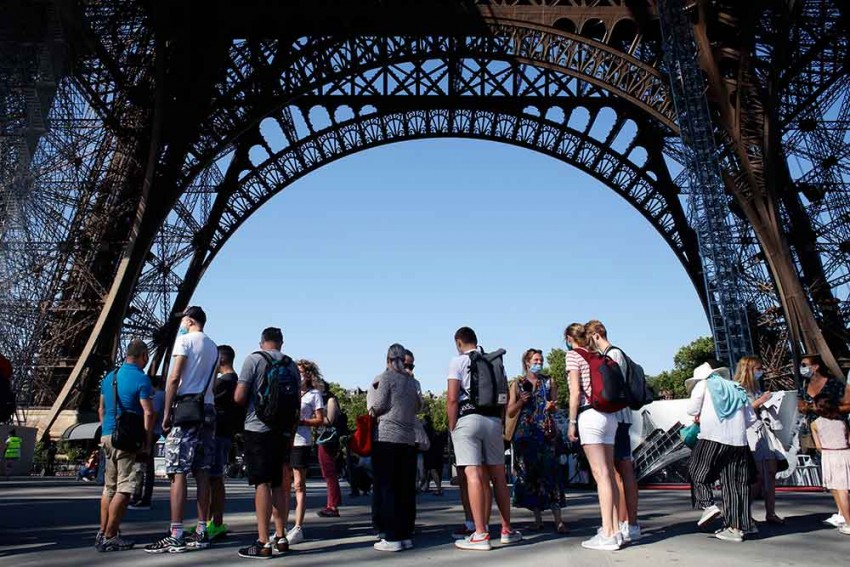EU Reopens Borders To 14 Nations But Not To US Tourists Amid Covid-19 Spread