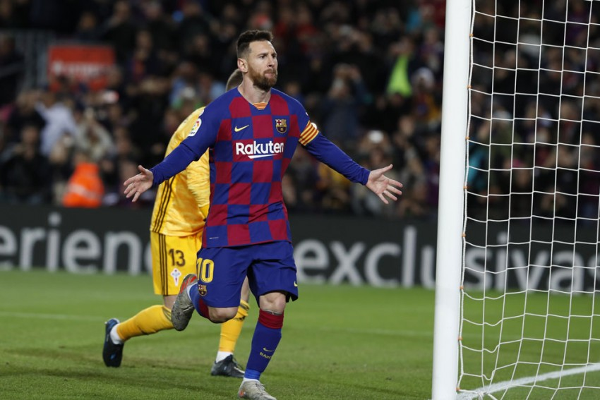 Lionel Messi 700: The Barcelona And Argentina Great's 10 Best Goals - WATCH