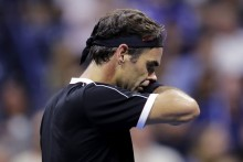 Roger Federer Is All For The Money At The Top, Aussie Andrew Harris Claims