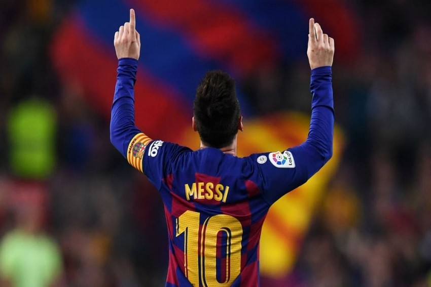 Lionel Messi Scores 700th Career Goal As Barcelona Great Makes History Again