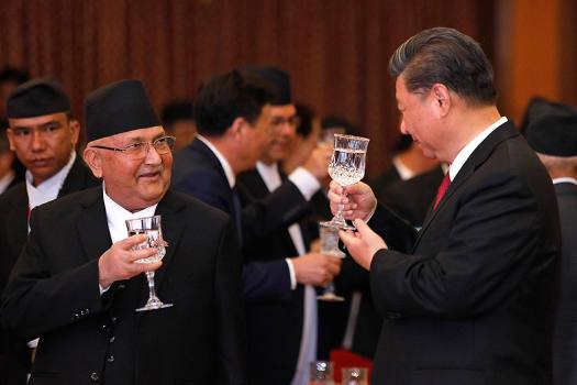 A New Political Reality In Backyard: India Must Face Chinese Presence In Nepal