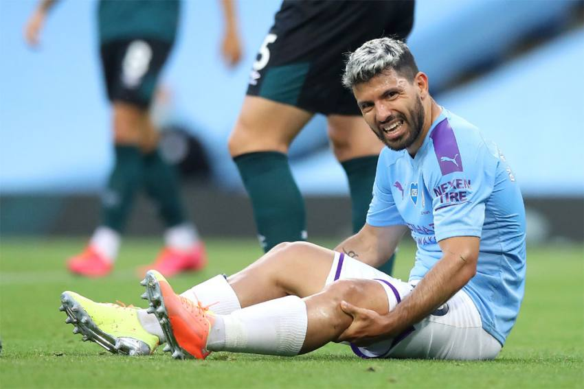 Champions League: Sergio Aguero Out Of Manchester City Clash With Real Madrid