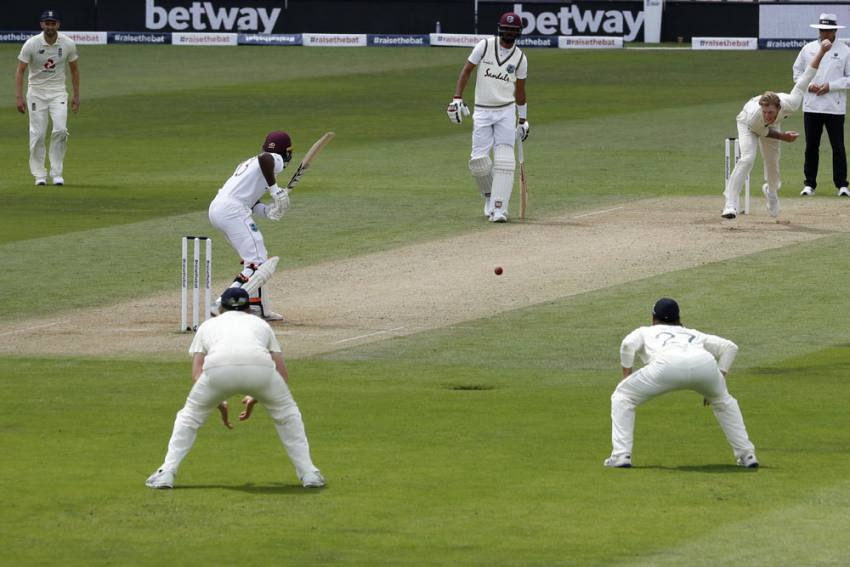 ENG Vs WI, 1st Test: West Indies Closing In On England's Total