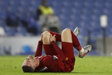 Liverpool Captain Jordan Henderson Out For The Rest Of The Season