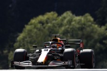 Max Verstappen Sets Early Styrian Grand Prix Pace Amid Weather Warnings