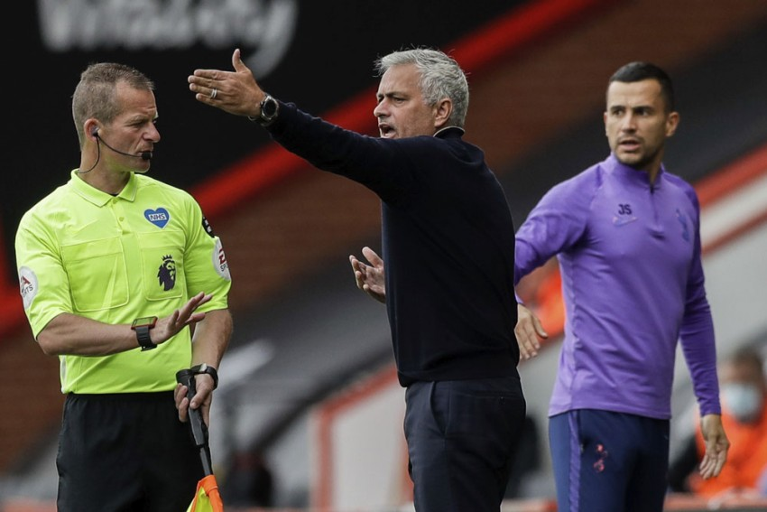 More Tottenham VAR Misery: Jose Mourinho Fumes At 'You Know Who'