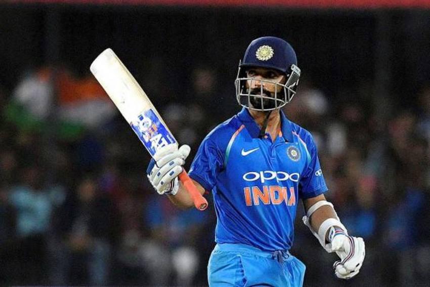 Aakash Chopra Questions Dropping Ajinkya Rahane From Indian ODI Team