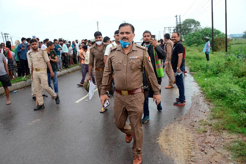 10 Big Questions About UP Encounter, Former Top Cop Suspects It To Be 'Staged'