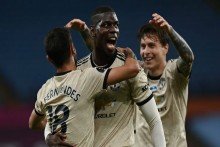 Aston Villa 0-3 Manchester United: Paul Pogba On Target As Visitors Set Record