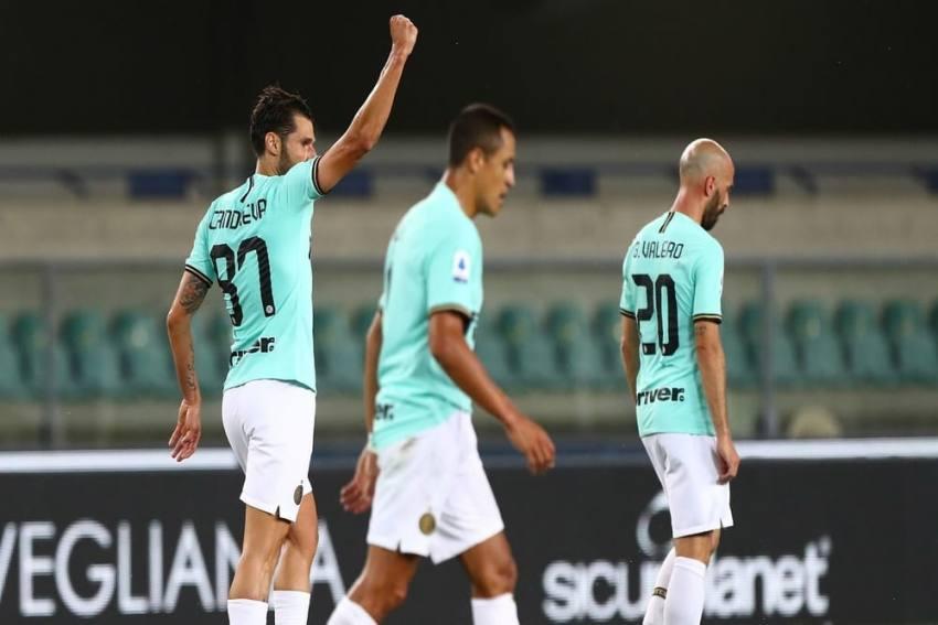 Hellas Verona 2-2 Inter: Miguel Veloso Strikes Late To Deny Visitors