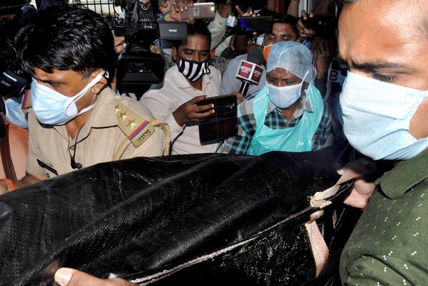 'He Deserved This Fate,' Says Gangster Vikas Dubey's Wife; Father Shuns Last Rites