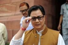 'Don't Want To Degrade My Own Colleagues But Even In Parliament, There Is No Knowledge' About Sports: Kiren Rijiju Laments